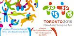 Atletismo en Juegos Panamericanos de Toronto (Canadá, 21a25/jul/2015)