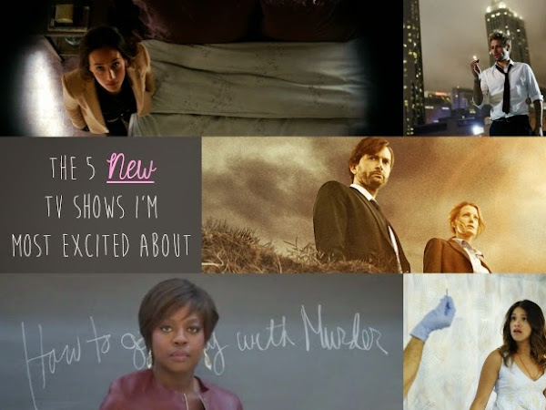 The 5 New Fall Shows I'm Most Excited About