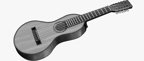 Bordonua:Puerto Rican musical instrument.