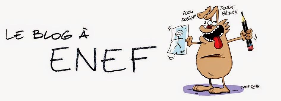 Le blog à Enef