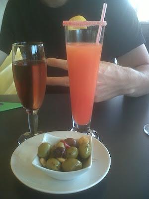 Ristorante Del Arte, St Sébastien sur Loire, restaurant, cocktail, bullelodie
