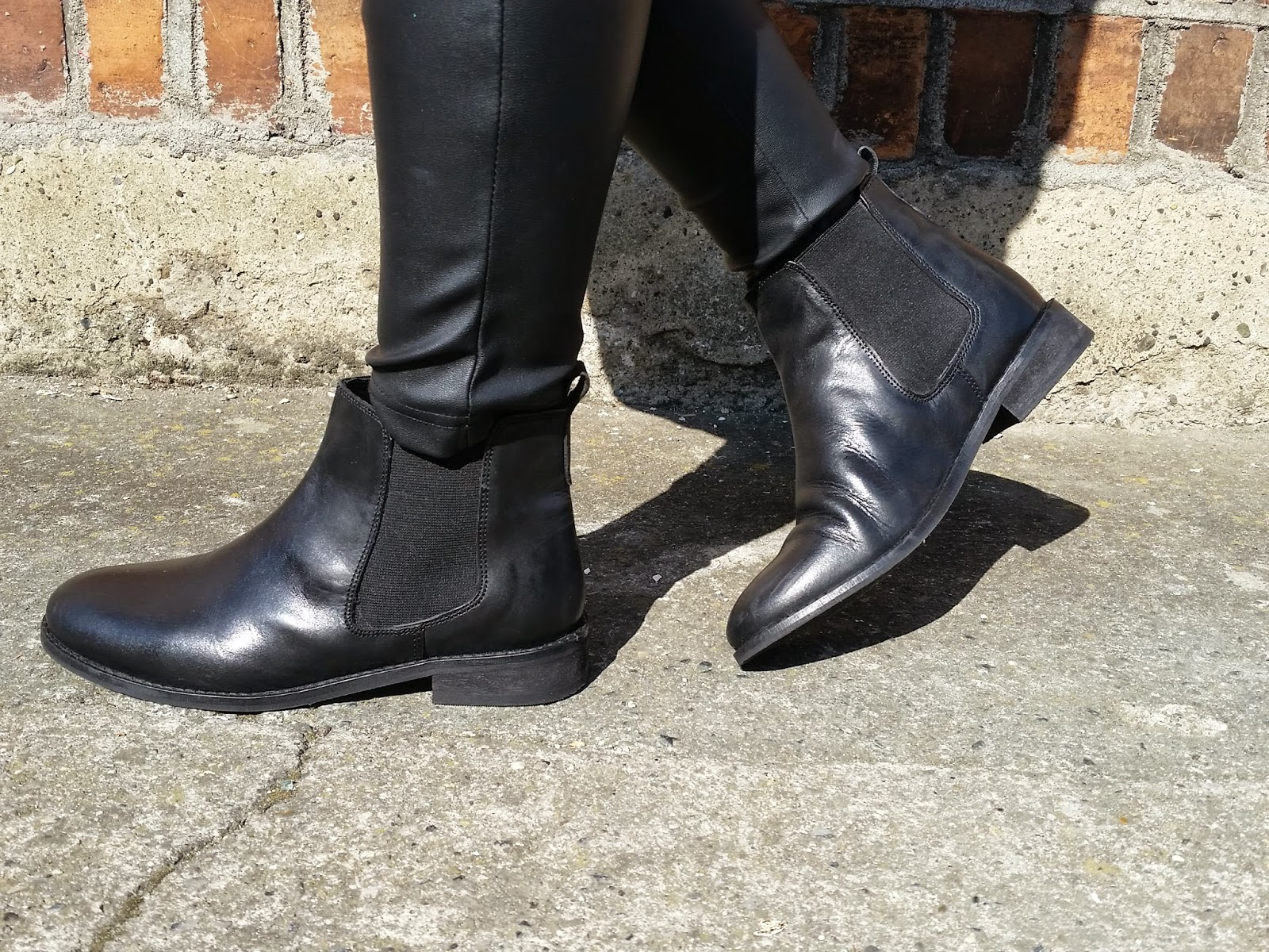 river island chelsea boots