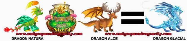 como obtener el dragon glacial en dragon city formula 2