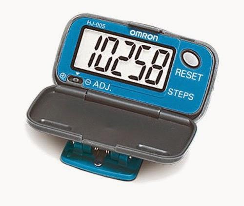 Amazon: Buy Omron HJ-005 Pedometer at Rs.392