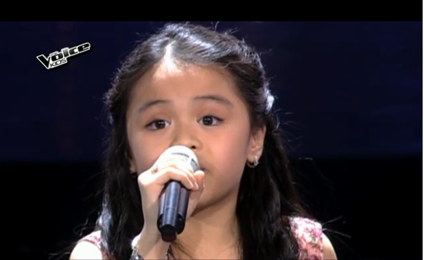 Mini Lea Salonga Esang de Torres turns 3 chairs on 'The Voice Kids'