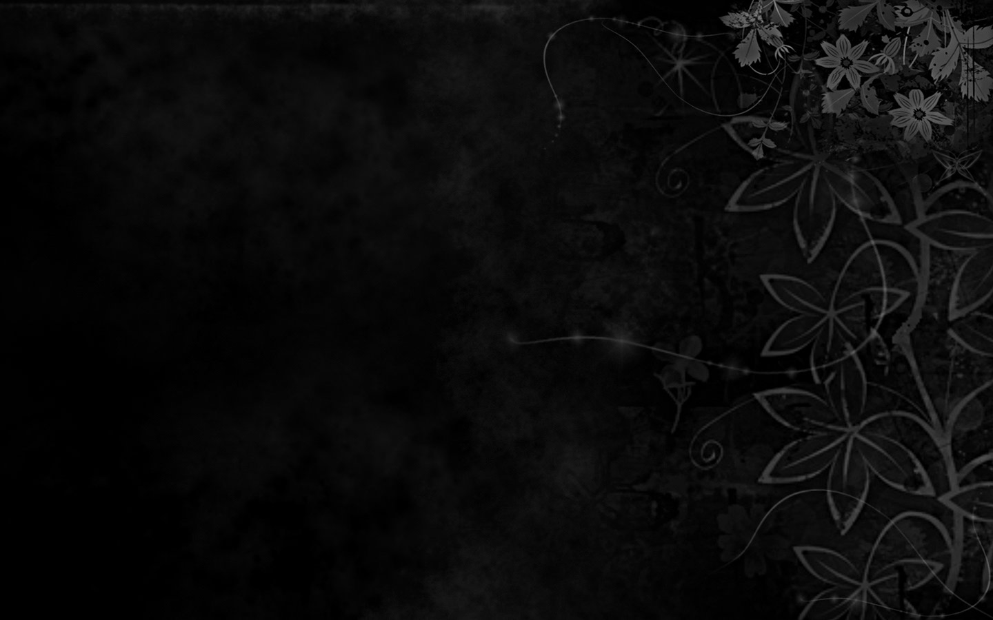 Incredible And Attractive Black Wallpapers Themes Company Design