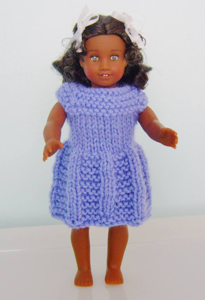 Karen Mom of Three\'s Craft Blog: Mini Doll Monday ~Knit A Sweet ...