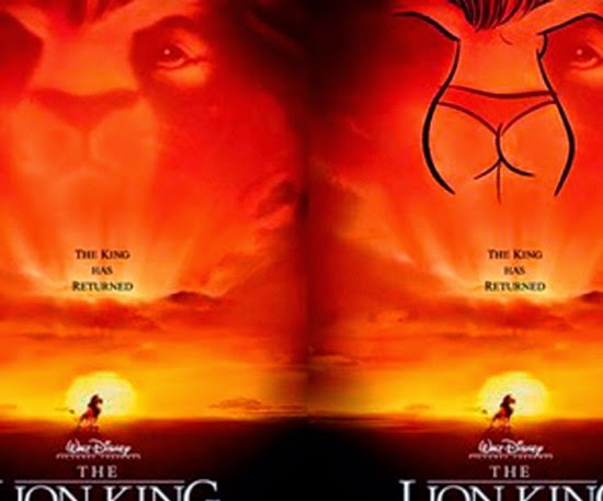Lion King and S.x in the Sky