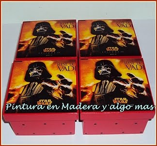 SORPRESAS STAR WARS
