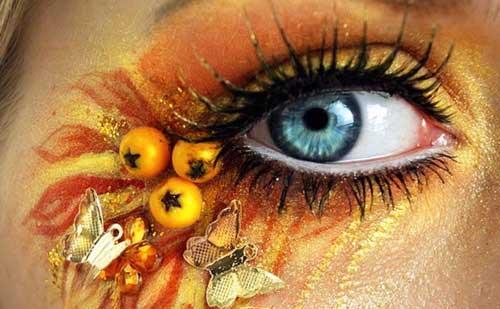 imagenes de eye art