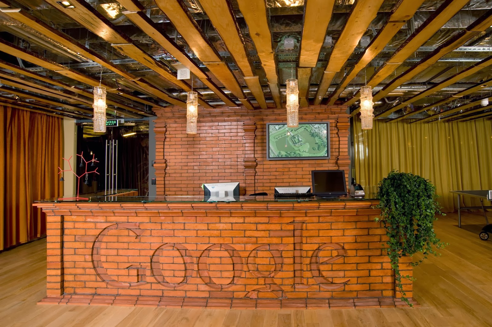 google moscow office. VOID MATTERS Google Moscow Office O