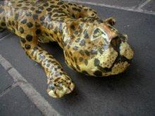 jaguar mexicano colección manos que crean....
