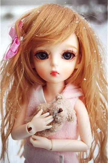 Cute Emo Dolls Pic 3