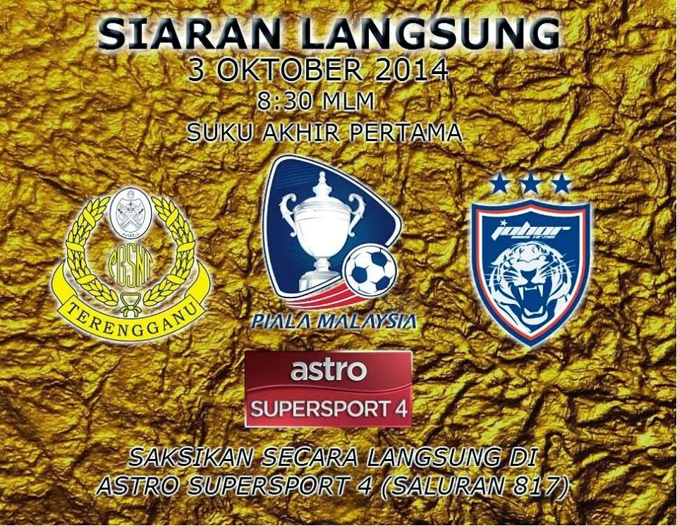 Isu Tiket Suku Akhir Piala Malaysia 2014