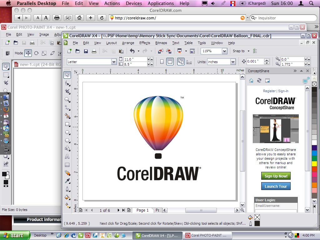 Coreldraw version 12 - Corel Draw Graphic Suite X4