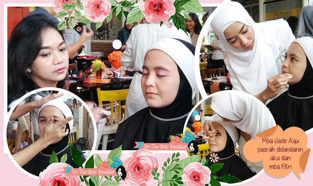 WardahForJFW2015; Wardah Beauty; Discovering The Six Secret Looks; Dynamic Bliss; Qiqi Frangky; blogger; beauty blogger; Beauty Blogger Indonesia; event report; makeup demo; makeup competition; jakarta fashion week 2016