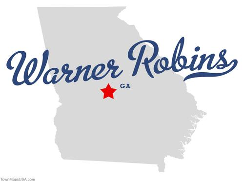 WARNER ROBINS, GEORGIA.