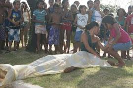 Alagoas é o estado mais violento para jovens