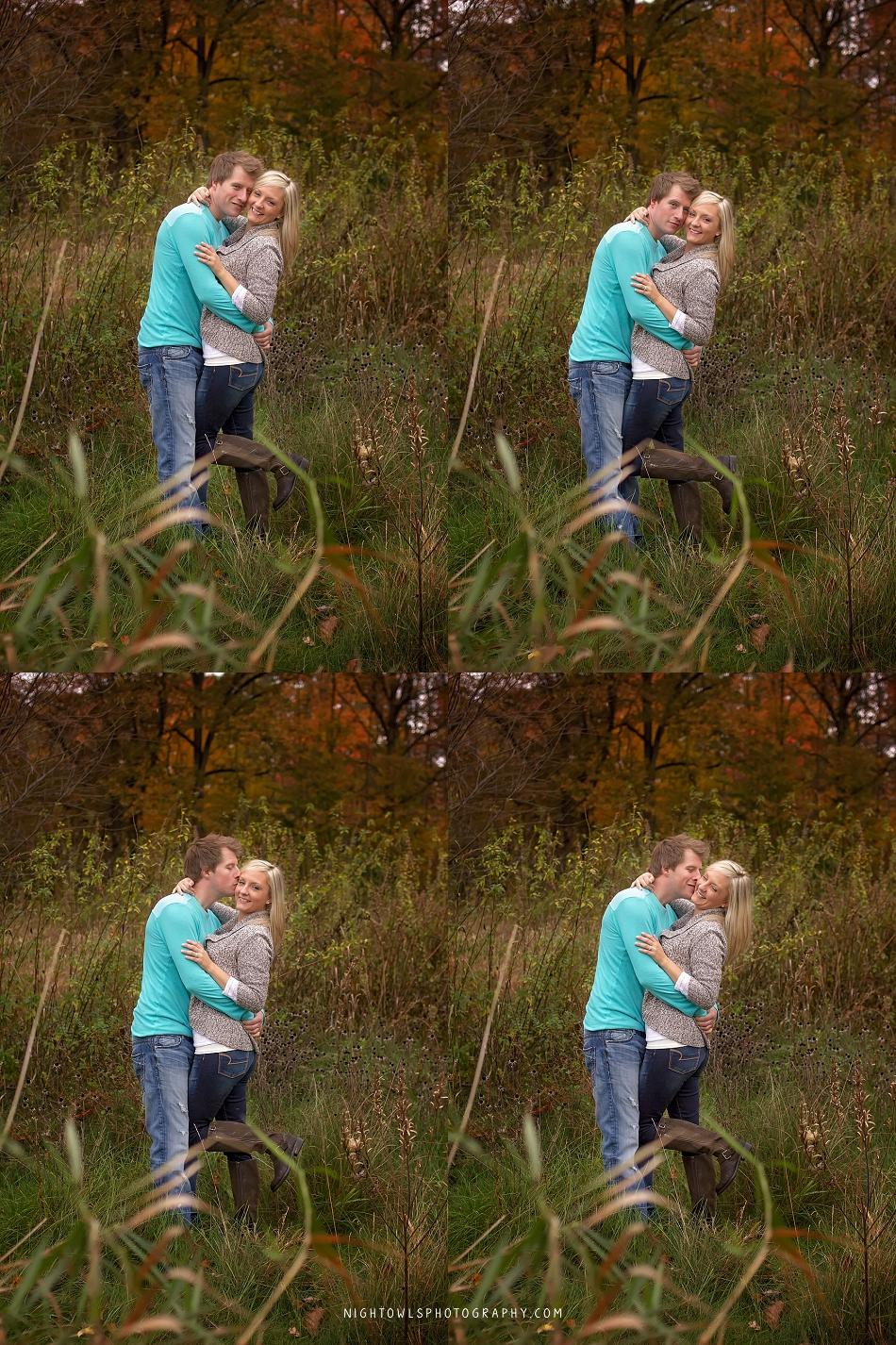 St. Joseph Michigan engagement photographer