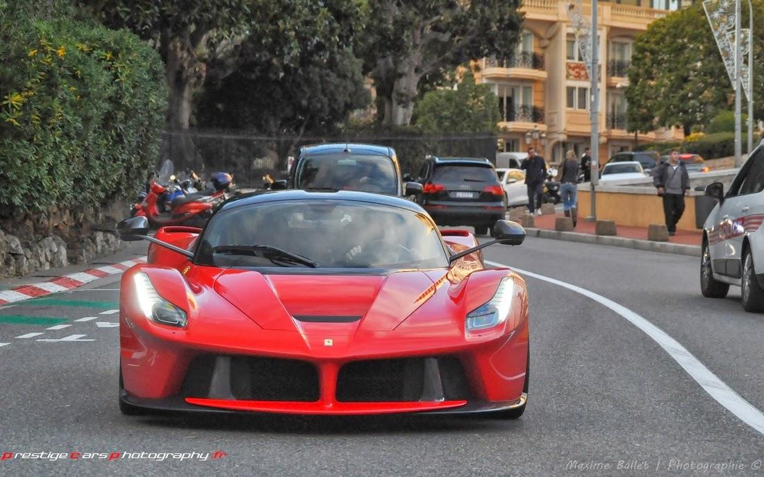 Ferrari beginnt mit den Auslieferungen des auf 499 Modellen limitierten Supersportwagen - In Monaco wurde jetzt das erste Modell übergeben