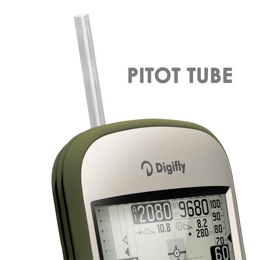 Integreated Anemometer Sensor