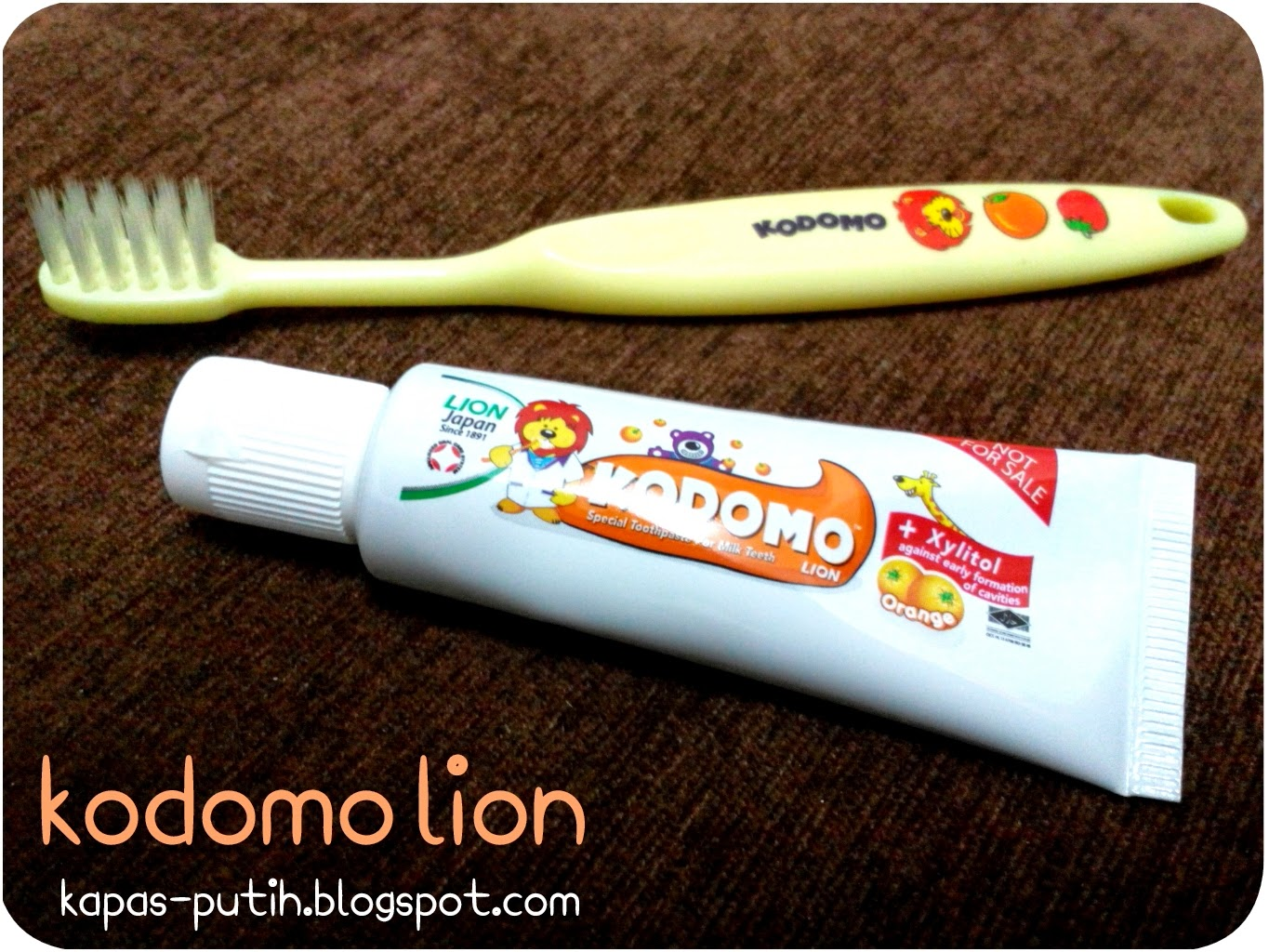 Kodomo Lion Set