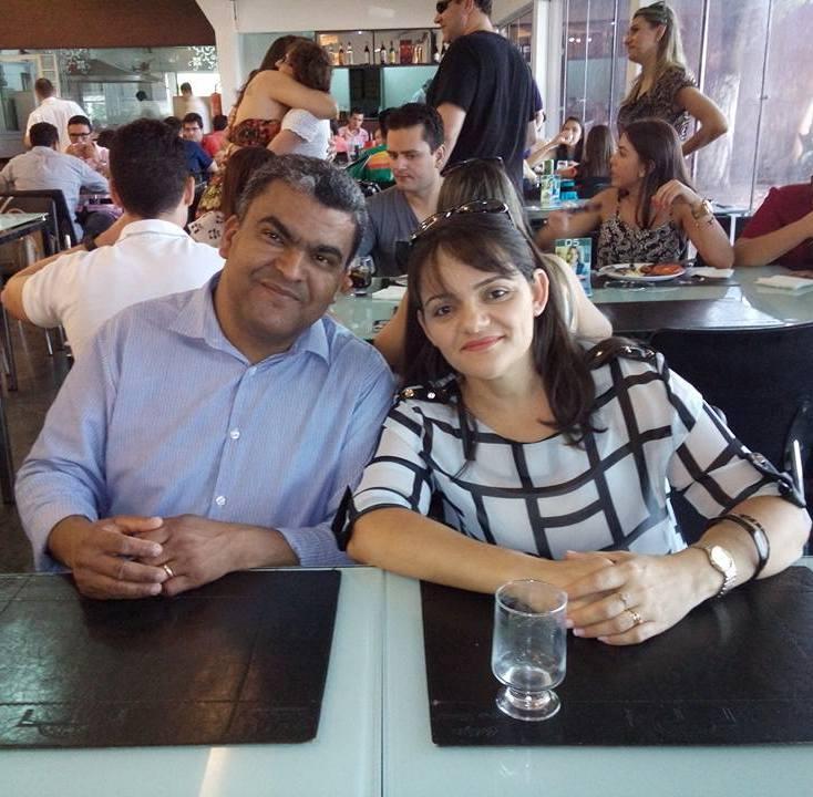 Pastor José Neto e Missionária Liria