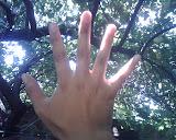 Esas manos...
