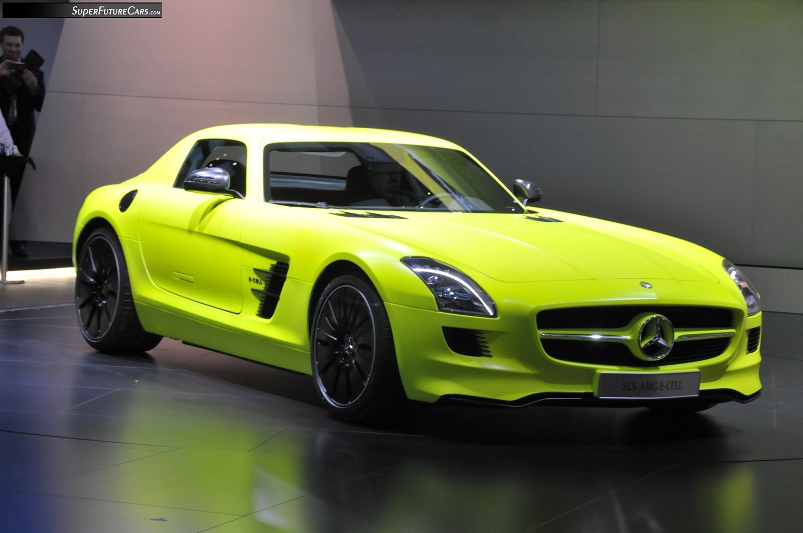 2015 mercedes benz sls amg wallpapers