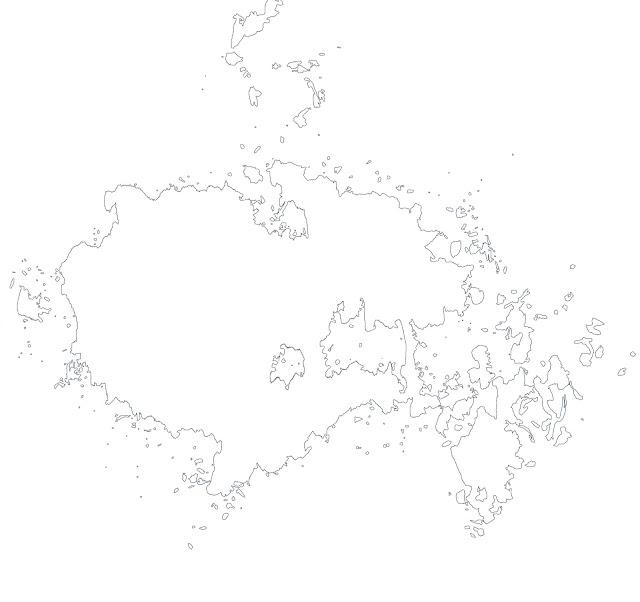 isla contorno