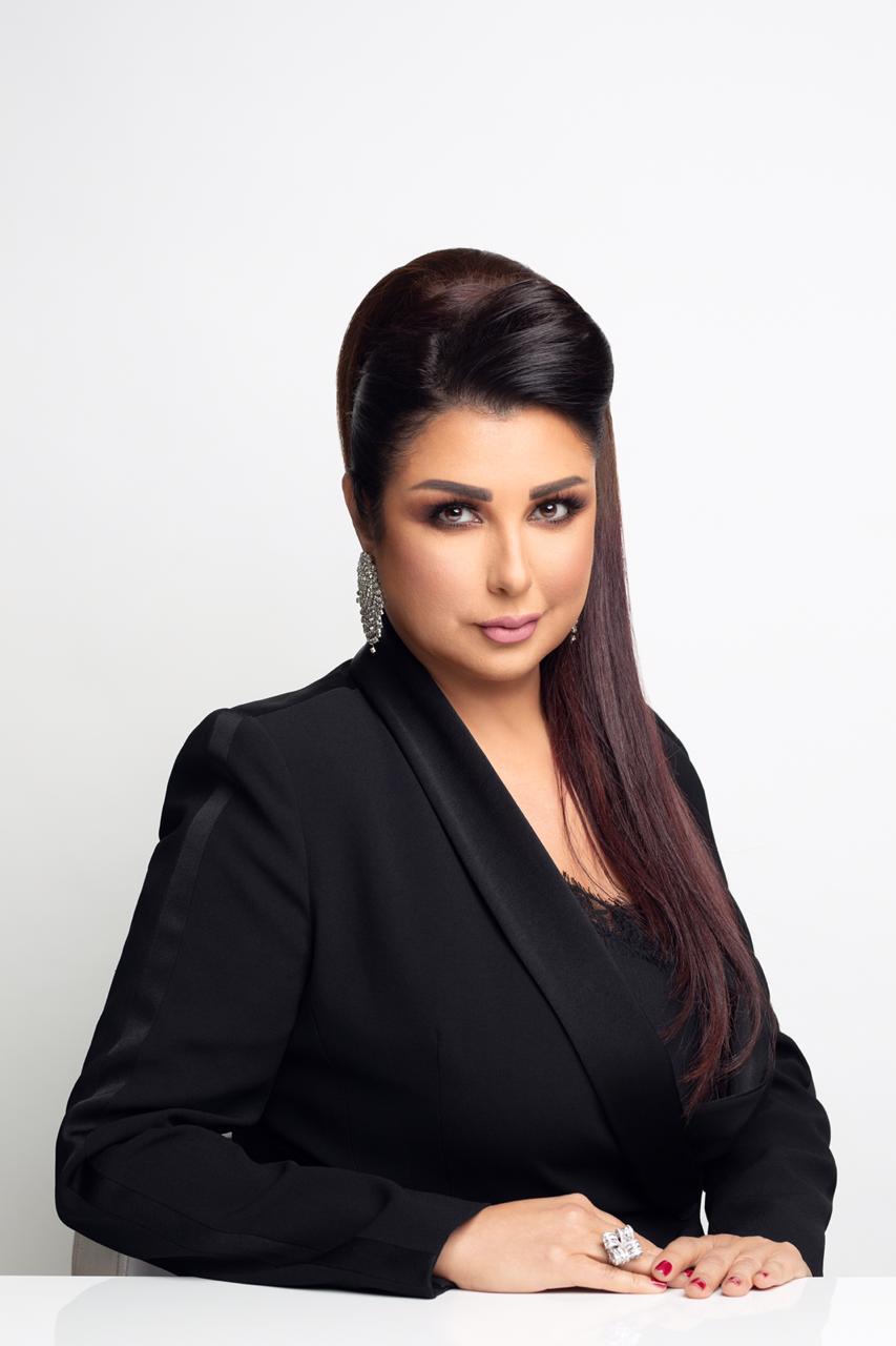 الإعلامية ماريا معلوف في جامعة دبي