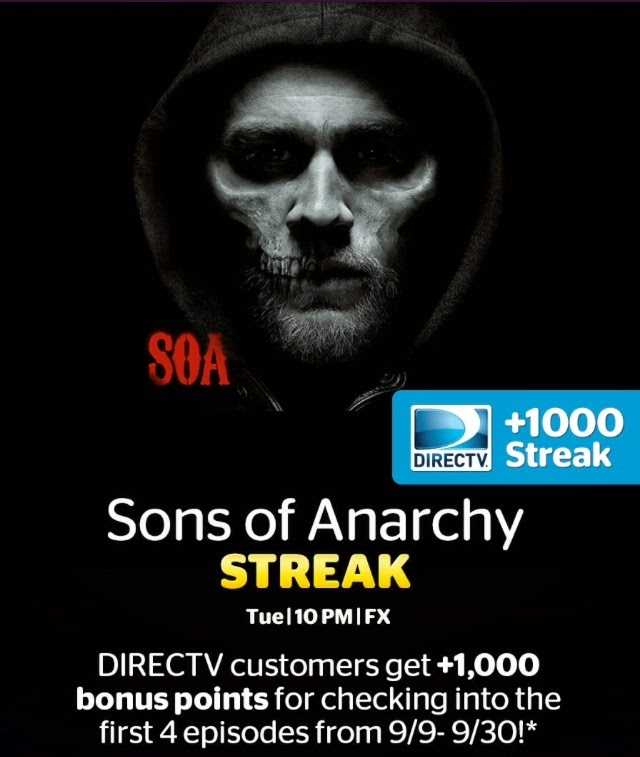 DirecTV - Sons of Anarchy Streak
