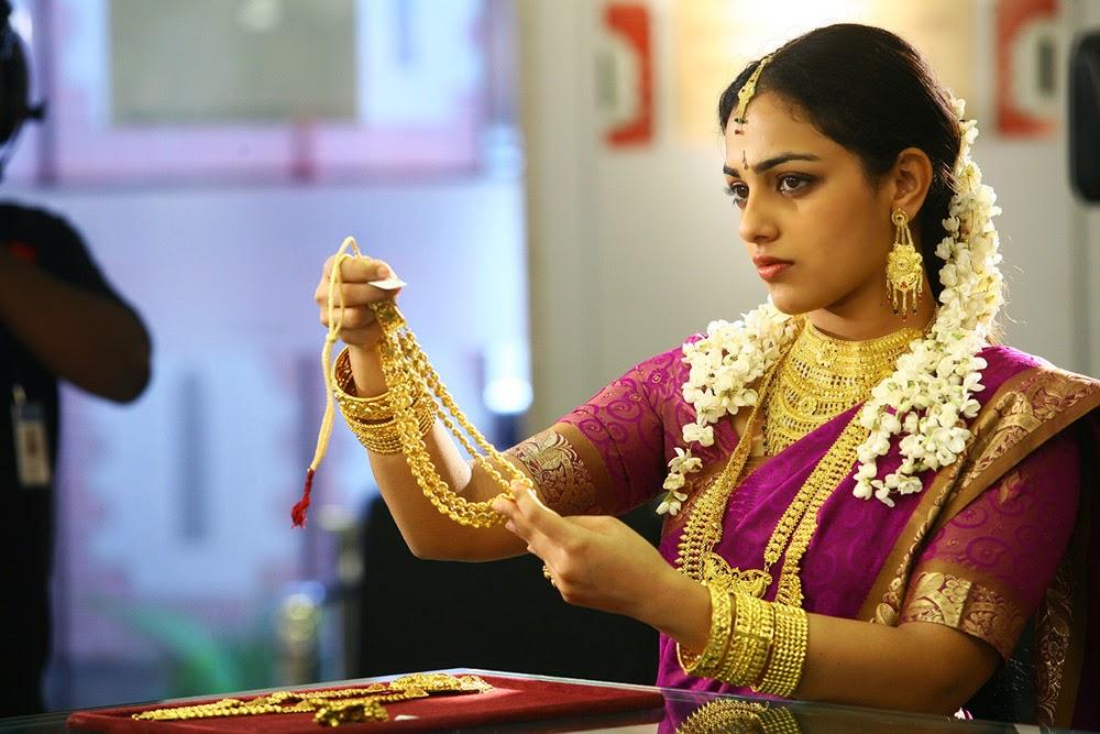 Nitya Menon latest glam pics-HQ-Photo-1
