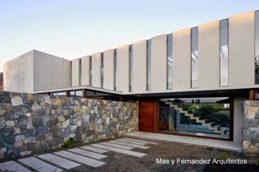 Arquitectura De Casas Casa Fleischmann Moderna Residencia