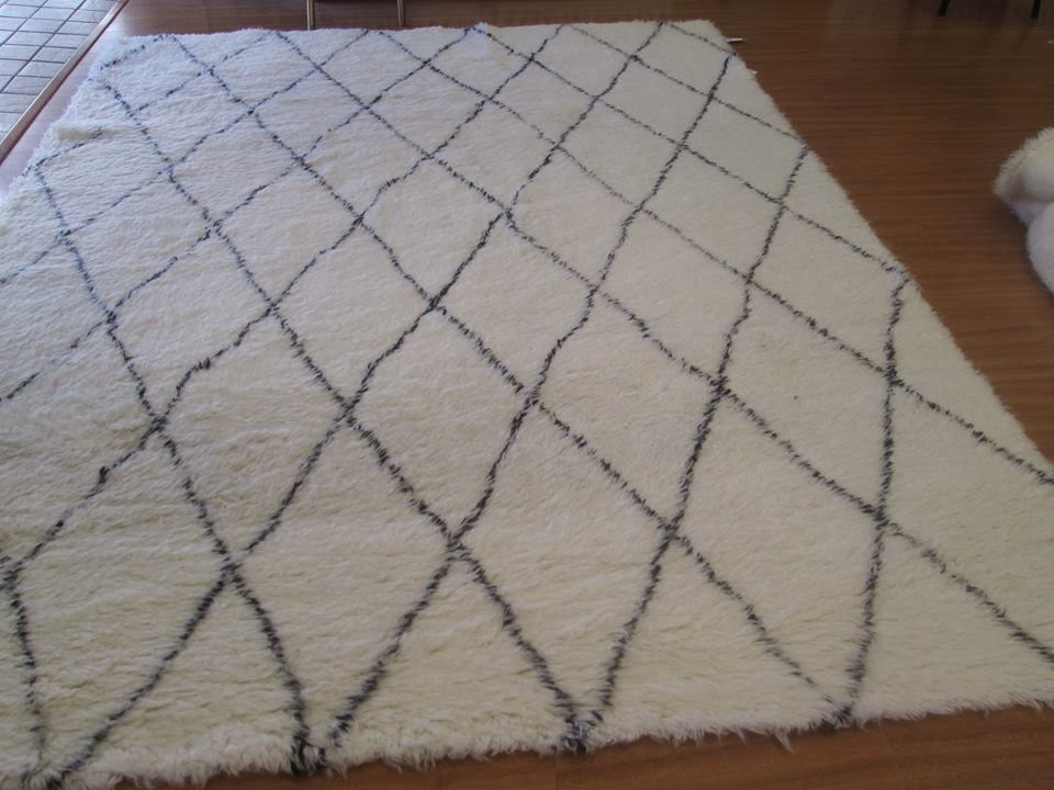 How To Clean A White Rug Home Decor