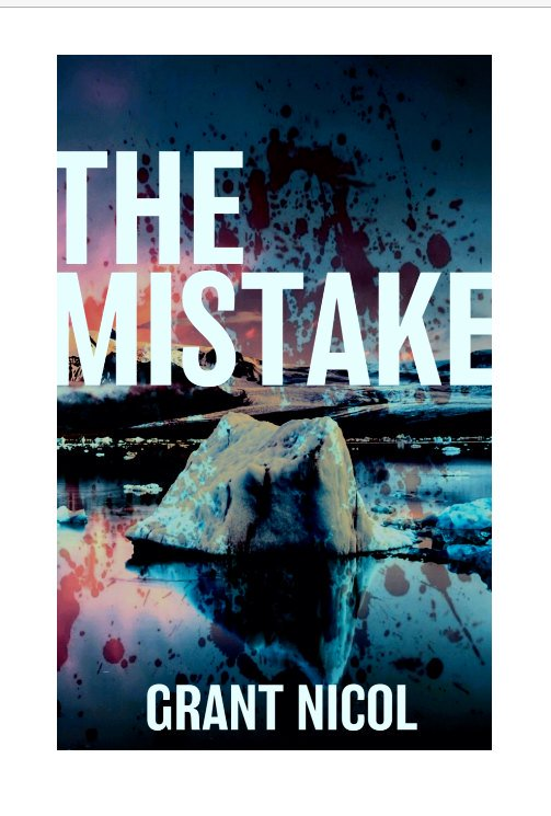 The Ngaio Marsh Award long-listed novella, 'The Mistake'.