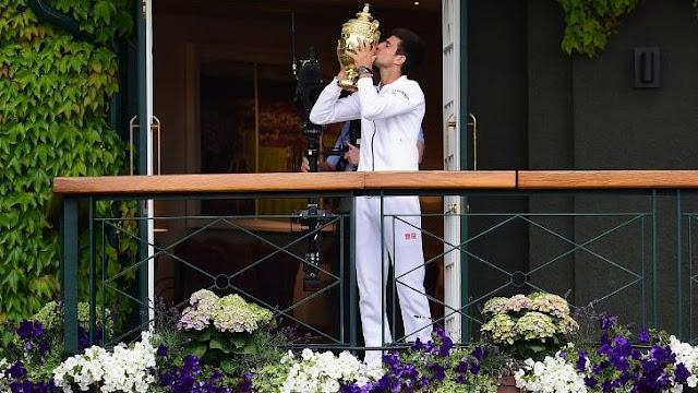 Djokovic vence Wimbledon