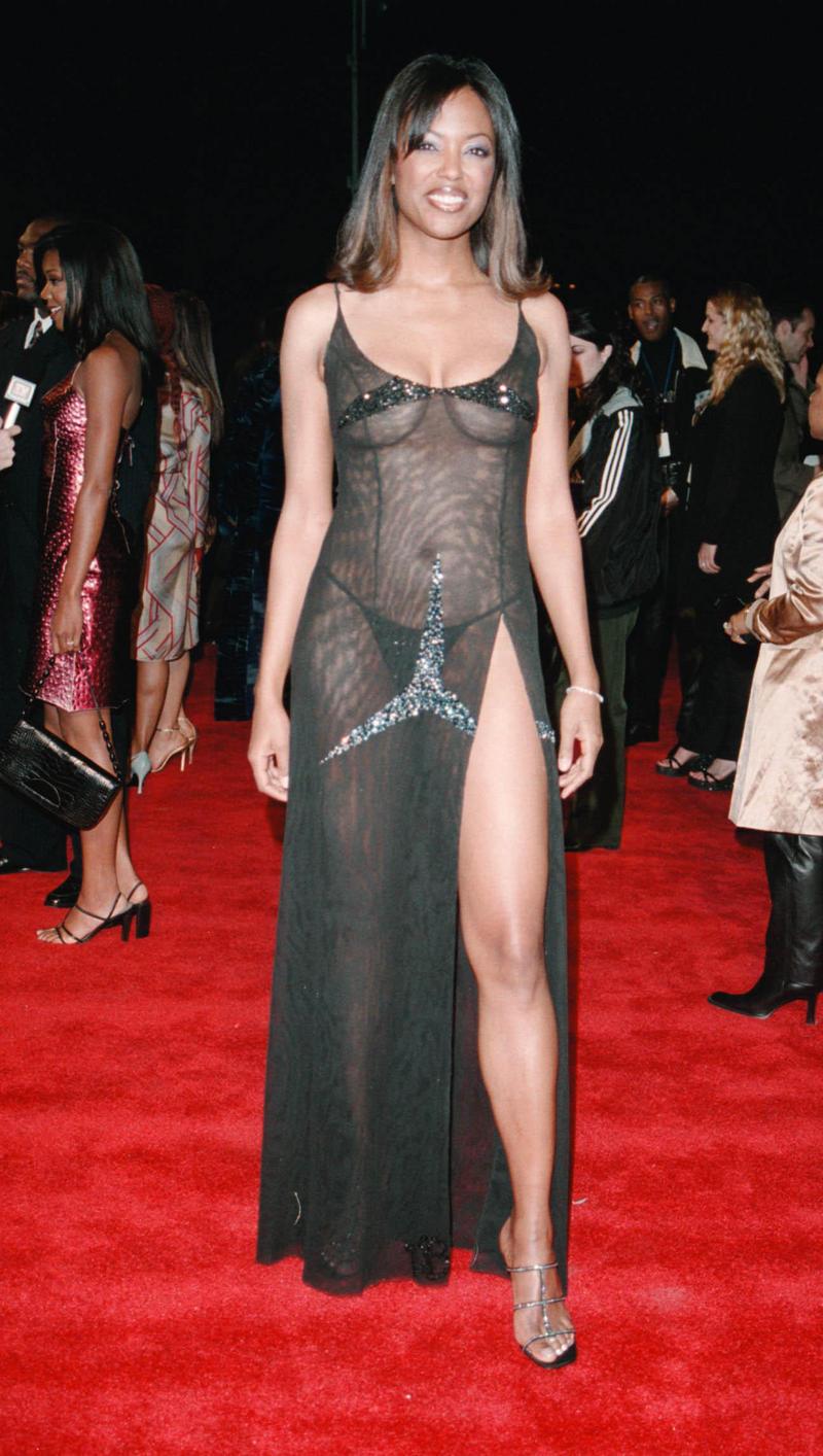World Celebrities Mace Mace: Sexy Comedian Aisha Tyler