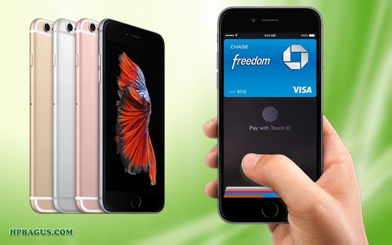 Spesifikasi iPhone 6S Plus iOS Apple