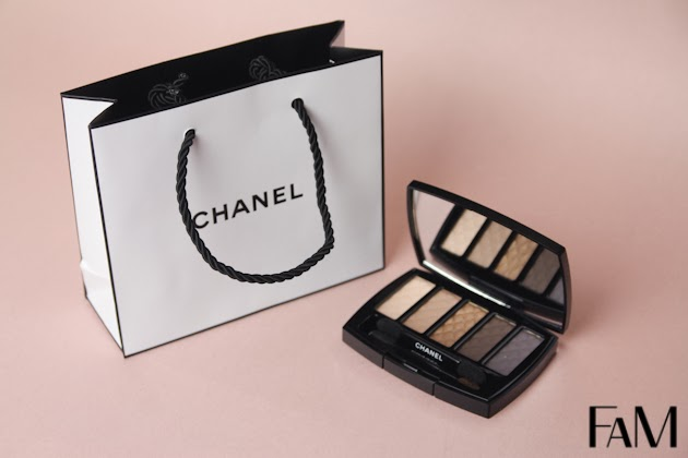 Chanel Ombre Matelassées - Charming - Review and Swatches