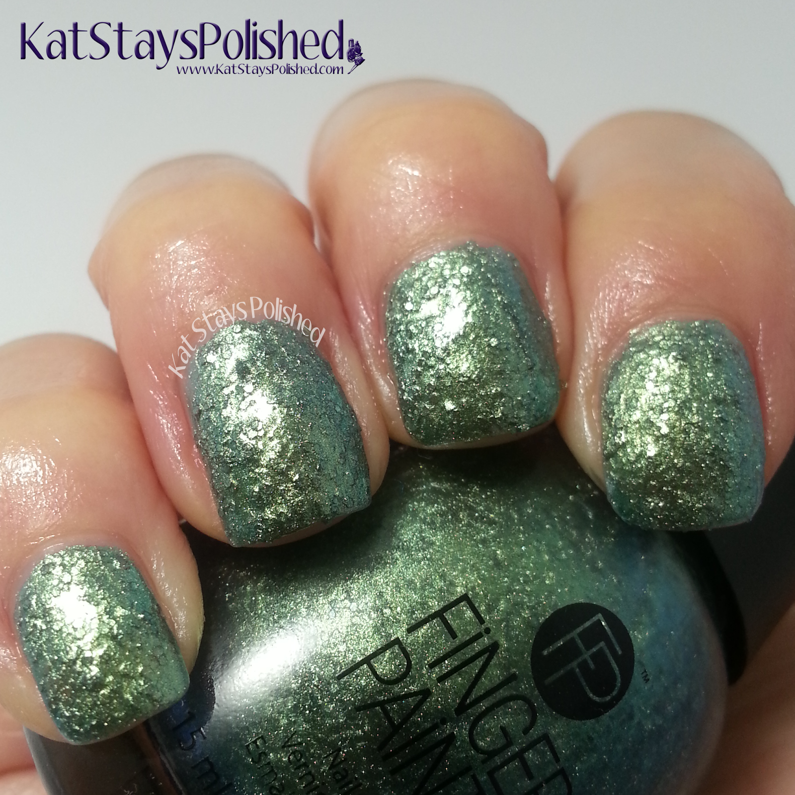 FingerPaints - Enchanted Mermaid 2014 - Underwater Enchantress | Kat Stays Polished