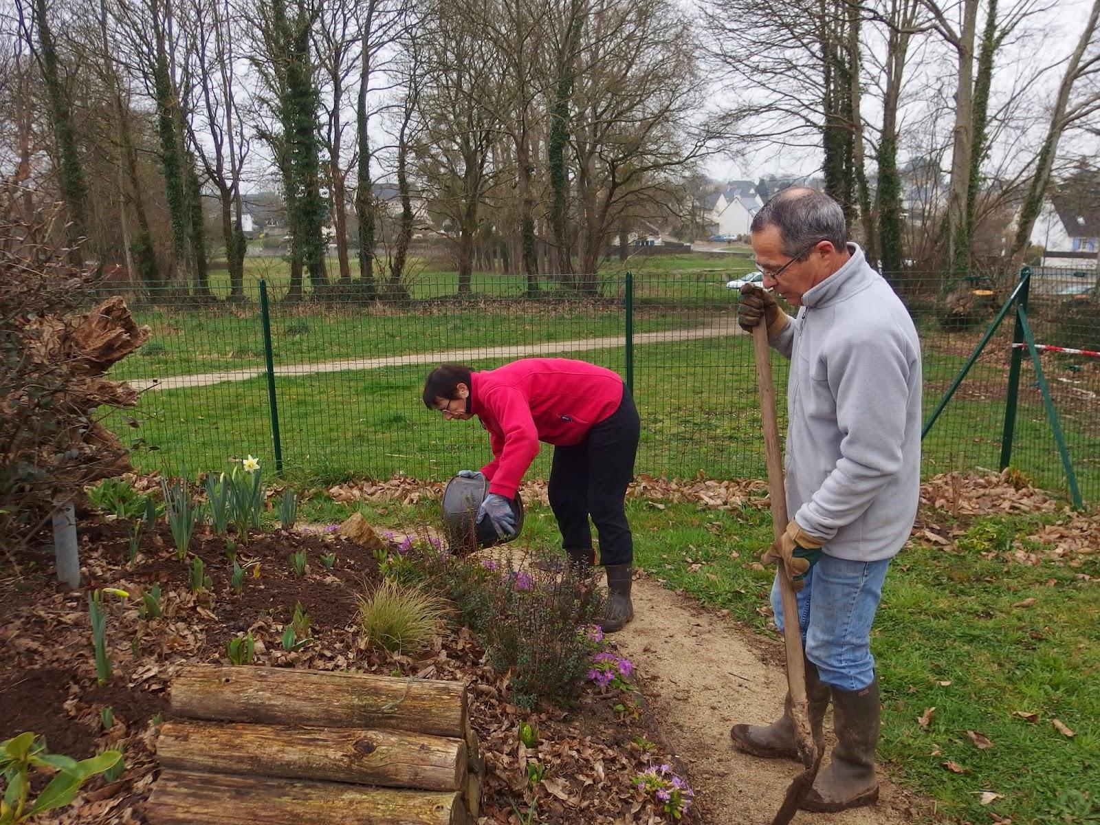 Les jardins familiaux de feunteun don 2015 03 15 for Jardin familiaux