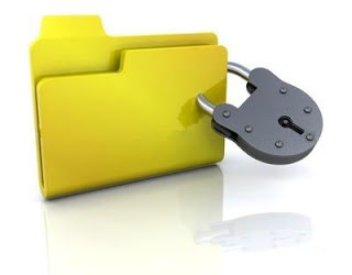 How to lock folder in xp or win 7
