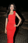 Glamorous Shanvi latest photos in Red-thumbnail-15