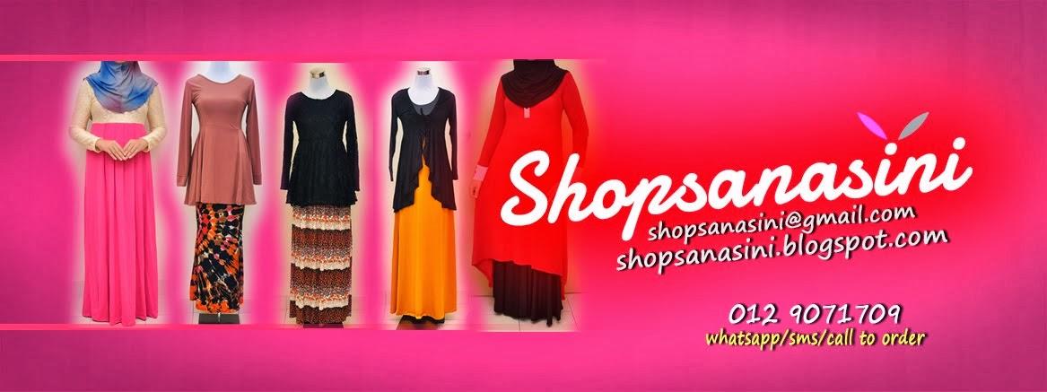 ShopSanaSini