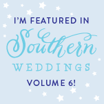 Southern Wedding Magazine V6
