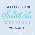 Southern Wedding Magazine V6