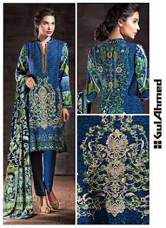 Digital Silk Printed Dresses 2016