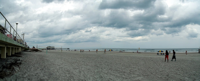 La playa en Daytona Beach