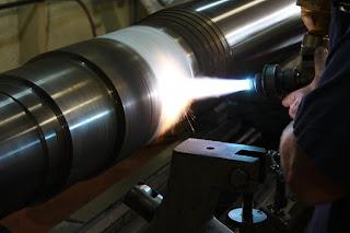 Ứng dụng phun phủ lớp mỏng hợp kim cứng bằng công nghệ Plasma